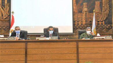 محافظ الغربية يناقش رؤساء المصالح الحكومية في ما تم إنجازه عقب اجتماعات نواب الغربية.