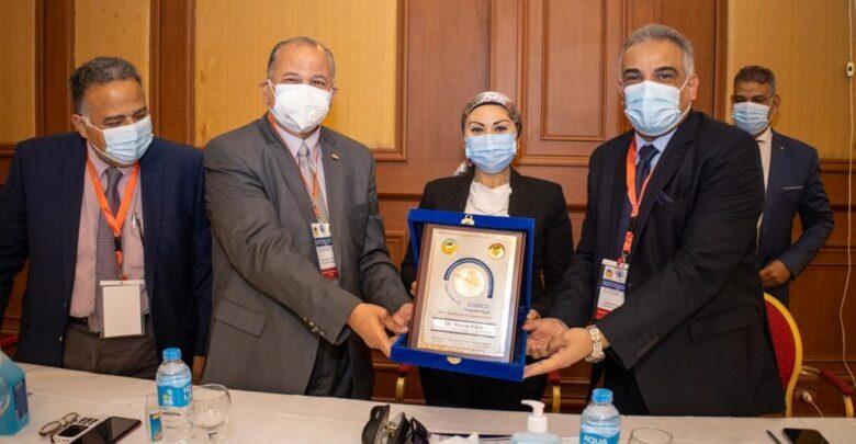 نائب محافظ البحر الأحمر : أفتخر بمشاركتى بمؤتمر الهندسة الإنشائية والجيوتقنية