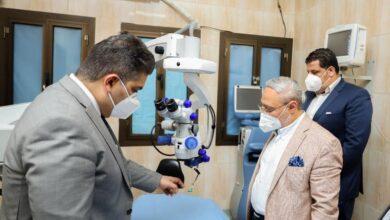 صناع الخير تهدى مستشفيات جامعة طنطا «ميكروسكوب جراحى» بقيمة 2.2 مليون جنيه