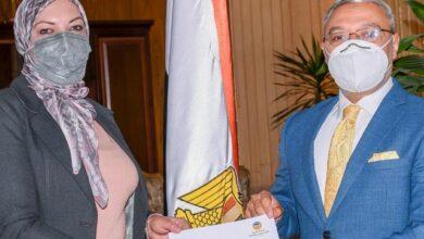 رانيا الإمام مديراً تنفيذيًا للمراكز والوحدات الاقتصادية بجامعة طنطا
