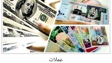 نشر أسعار العملات فى كافة البنوك المصرية