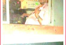 قائد القطار المصاب أسوان - عبد الله صلاح